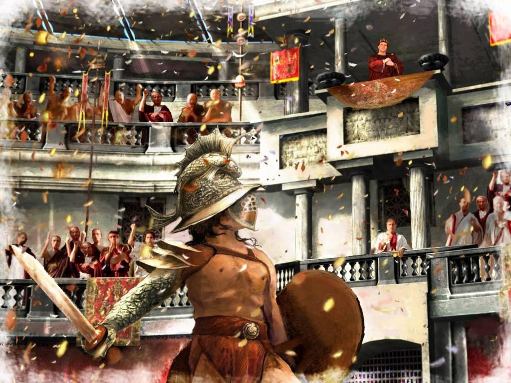 Гладиаторы играть онлайн бесплатно