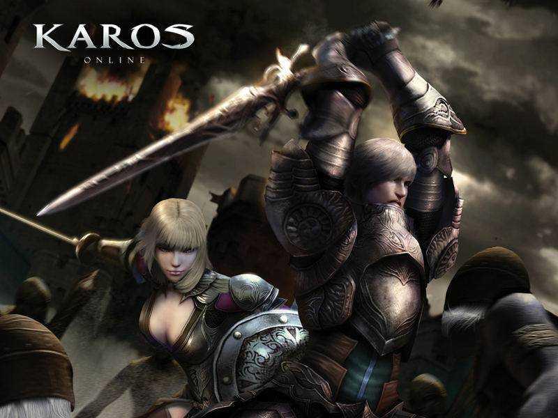 ИгратьKaros Online MMORPG
