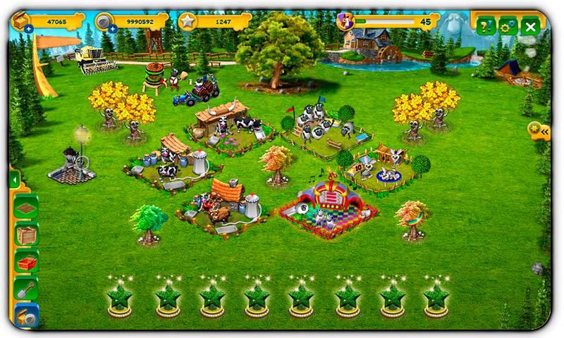 Farmerama играть онлайн бесплатно