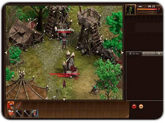 Раздор MMORPG играть бесплатно