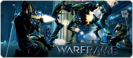 Warframe играть онлайн бесплатно