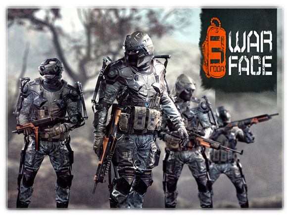 Warface Играть бесплатно