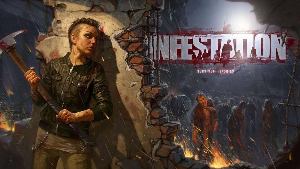 Infestation: Survivor Story   Уникальная многопользовательская игра на выживание после Зомби-апокалипсиса
