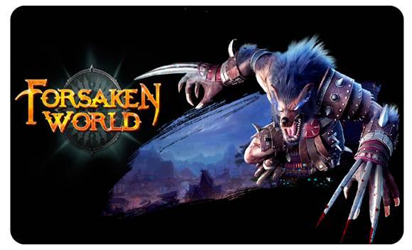 Forsaken World Клиентская MMORPG