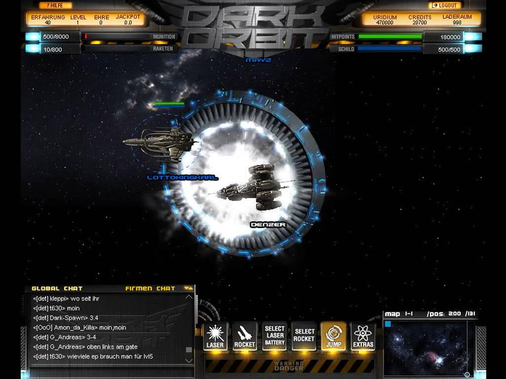 Dark Orbit (Дарк Орбит)