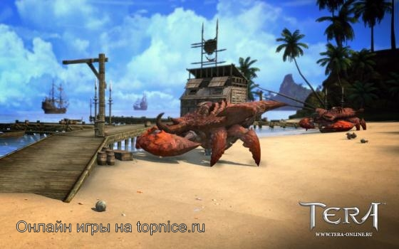 Tera online на topnice.ru