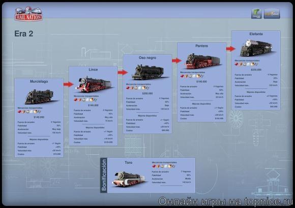 Rail nation на topnice.ru